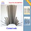 Ti(C,N)-based cermet rods manufacturer used making High-speed finishing drill bits graver Titanium carbonitride cermet rod