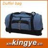 trolley wheeled travel duffel bag