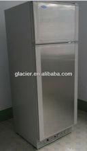 XCD-300 mini deep 12v freezer caravan gas refrigerator portable mobile fridge