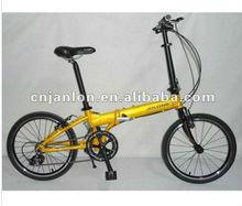 "20"" 2013 NEW Bicicleta folding aluminium alloy"