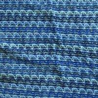 Polyester Raschel Knit Garment Fabric