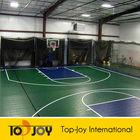 Excellent Rebound Bulbiform PVC Basketball Floor