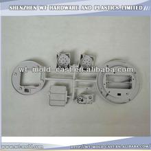 3D Model plastic mould design for digital device shell