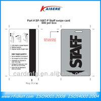 RFID smart cards manufacturer nfc door lock