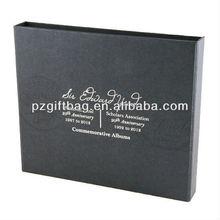 luxury black gift box for men
