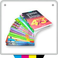 Coloring printed book