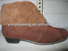 New design fashion boots 2015 for lady