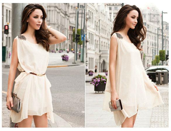 Фото простое летнее платье