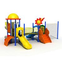 HL-9988 Children Nature Theme Outdoor Fun Brain Playground Equipment