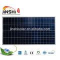 80 vatios panel de poli solar con la norma iec, tuv, ce, la cca, la norma iso desde ningbo zhejiang fabricante de fábrica