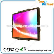 cga ega vga open frame lcd monitor