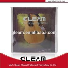Super light acoustic guitar strings/acoustic guitar part