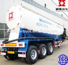 Tongya 3 axles cement tanker