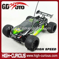 Gdmoto elektrische truggy rc car 1:10 hochleistungs-elektrisches rc
