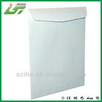 white manila envelopes