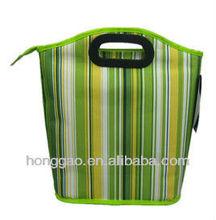 Aluminium foil cooler bag inner cool food bag