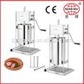 D'approvisionnement d'usine de fabrication de saucisses machine/saucisse farce machine, saucisse de remplissage machine