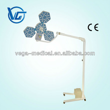 mobile shadowless operating light for hospital