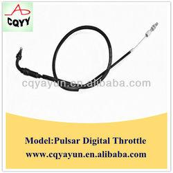 Bajaj Pulsar Digital motorcycle throttle cable