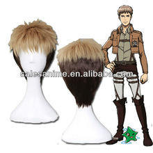 2014 NEW product Wholesale Anime Shingeki no Kyojin Anime Wig Cosplay for party