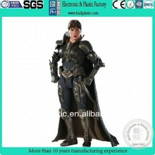 custom make realistic women military action figure;pvc action figure realistic military;plastic military action figure