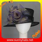 100% Sinamay church hats Ladies Racing hats