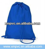Shrink Drawstring PVC Promotion Bag For Packing XYL-D-G496
