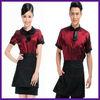 hotel receptionist uniforms/ hotel housekeeping uniform/ hotel staff uniform