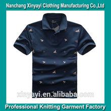 high Quality custom design polo shirt/cheap china dri fit polo shirt/embroidery short sleeve polo shirt china manufacturers