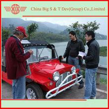2013 green power classic car 4 Kw motor electric mini moke car