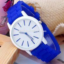 TM-1086 concept clock custom jelly watch