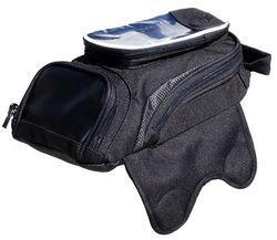 waterproof canvas motorcycle saddle bags