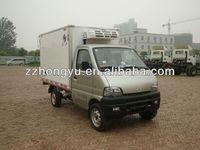 0.5t mini van truck,mini Refrigerator truck