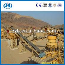 China 40 years experience stone crushing plant manufacturer