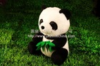 kungfu panda plush toy/baby pandas for sale/plush panda