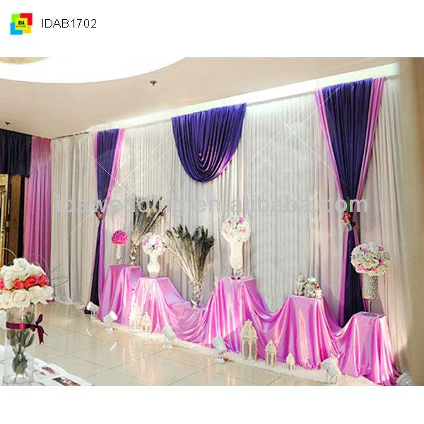 wedding backdrop curtain decoration wedding and party alibaba wholesale