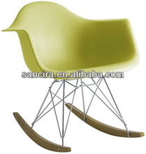 Y-132 Glider Rocking chair with armrest