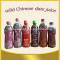 Natural wild fecha bebidas