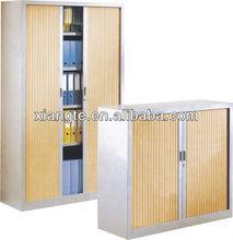 Heavy duty de oficina de registro de uso de puerta de tambor de metal del gabinete de almacenamiento, del obturador del rodillo de acero archivador de oficina, muebles de oficina