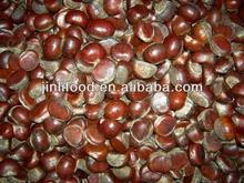 2013 nuovo raccolto di alta qualità di castagne fresche per la vendita