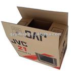TV carton box
