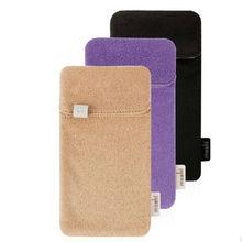 microfiber envelope bags for cellphone