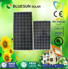 best quality 80w solar module made in taiwan