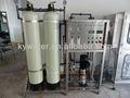 Caliente de la venta directa de la fábrica de ventas de ósmosis inversa 500 lph industriales tratamiento de agua potable/pura ro desionizador de agua