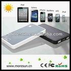 phones and laptops solar charger for ipad/iphone/ipod/Samsung/HTC/Nokia/Android/Blackberry/Motorola/Huawei smart phone