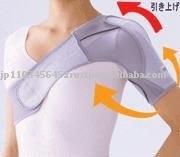 made in Japan, shoulder support, Mesh Up Shoulder