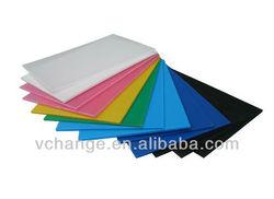 3mm White Corflute Board