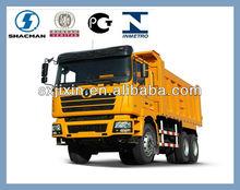 buying shaanxi shacman 30m3 6x4 dump trucks