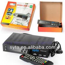 HD DVB-T tv digital dvb t receiver Support teletext/subtitle/audio language selection