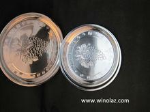 kitchen stainless steel flower design impression trays